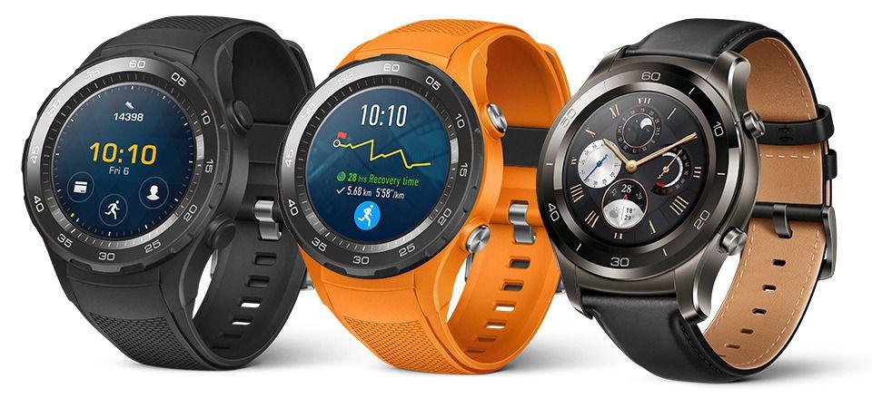 Huawei Watch 2, mezclando la tecnología y el deporte | Imagenacion