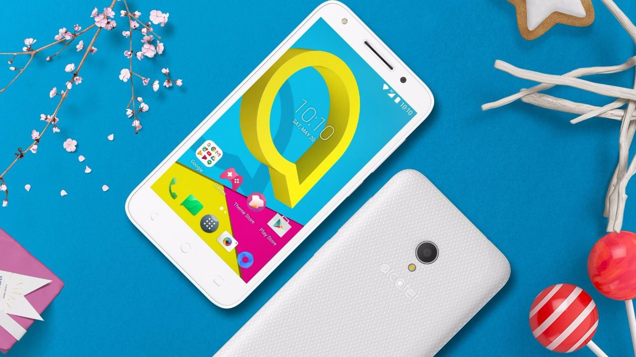 Alcatel U5 4G todo gira en torno al selfie | Imagenacion