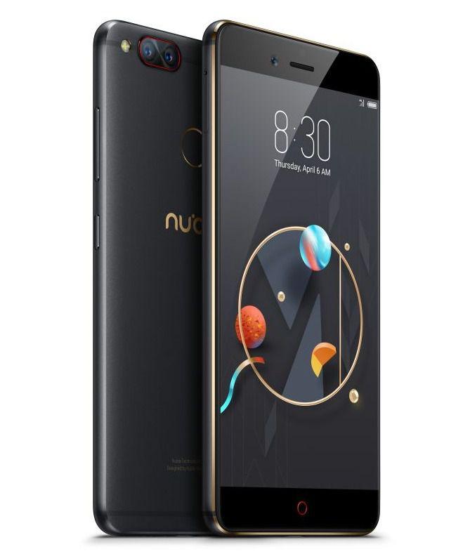 Z17mini, el primer smartphone de nubia con cámara dual   Imagenacion