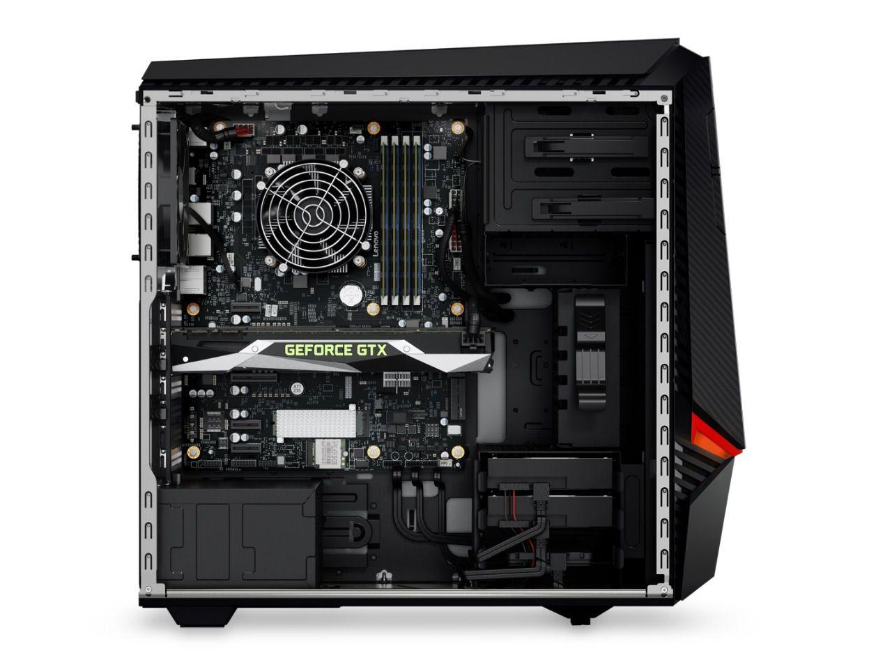 Nuevas torres y monitores Lenovo Legion | Imagenacion