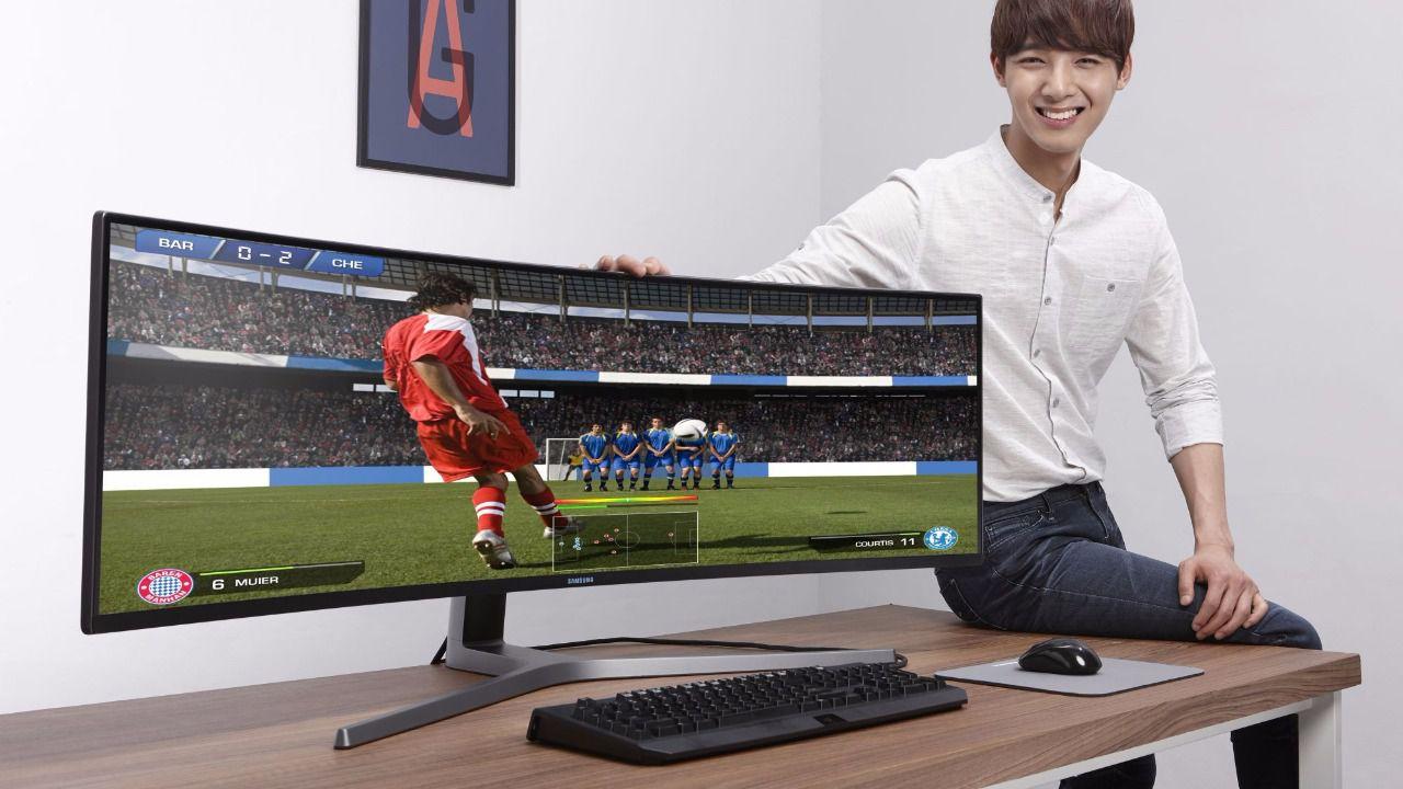 Samsung lanza los primeros monitores de juego QLED con tecnología HDR | Imagenacion