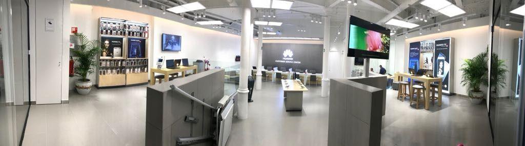 Huawei abre un nuevo Centro de Experiencia en Barcelona | Imagenacion