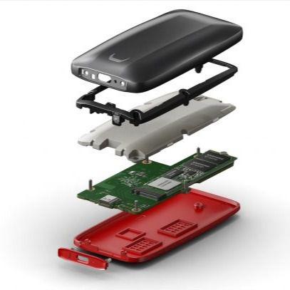 SSD X5, la primera unidad portátil de almacenamiento de estado sólido de Samsung | Imagenacion