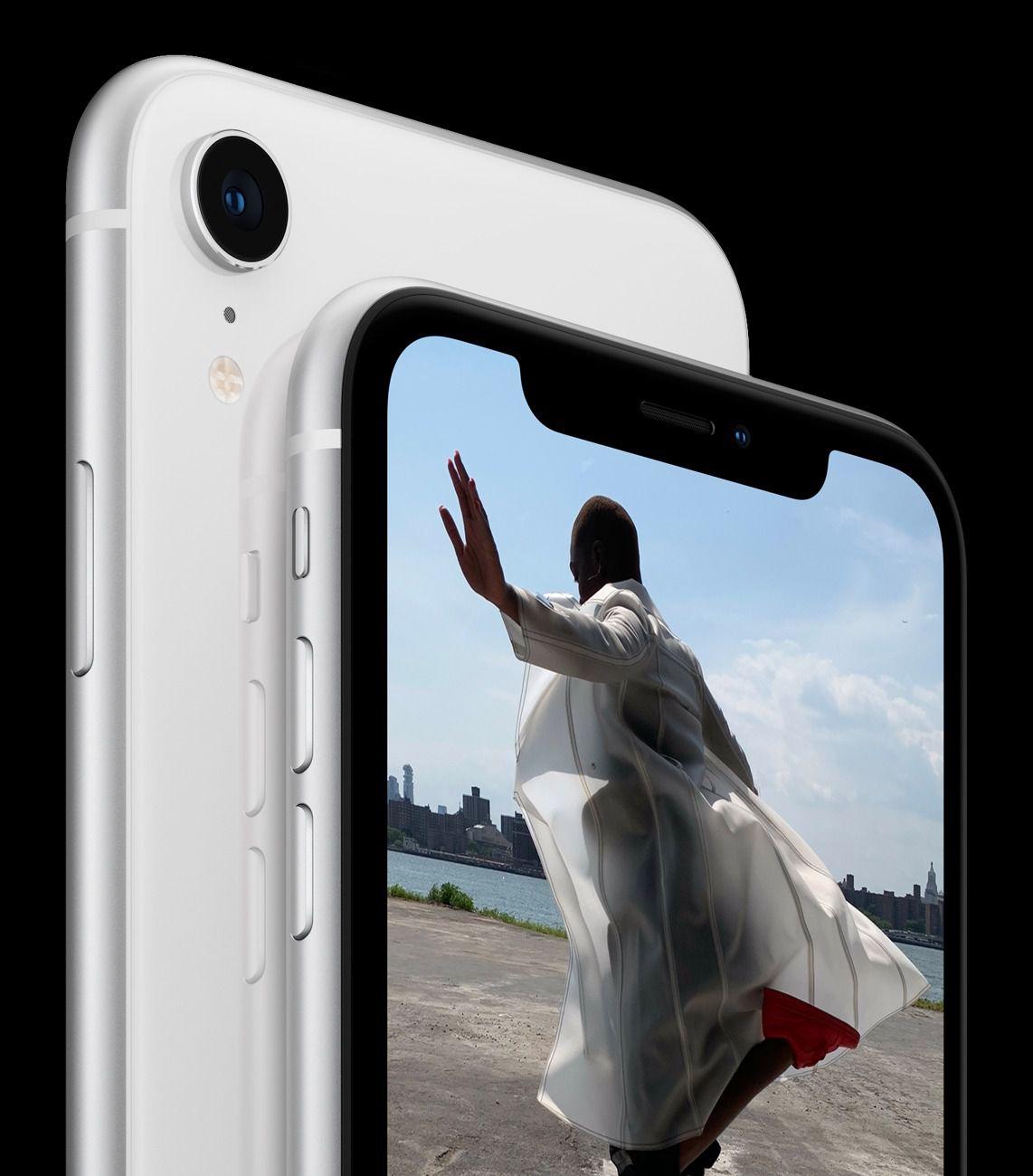 iPhone XR, diseño en aluminio y vidrio para lo último de Apple | Imagenacion